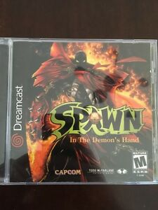 Spawn for dreamcast