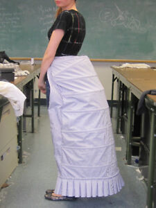 1880s Bustle Reproduction for Costume or Cosplay