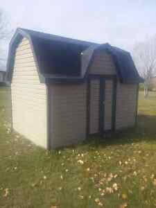 8×12 shed