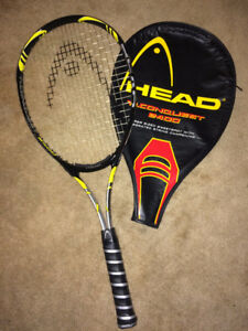 Head Laser Speed 500 Raquetball Raquet with cover