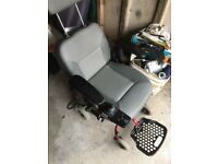 Sterling Lightweight Electric Wheelchair