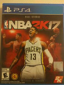 New NBA 2K17