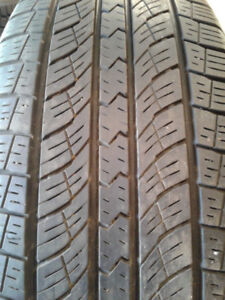Toyo used tires for sale set of 4