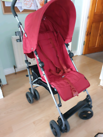 MAMAS AND PAPAS SINGLE STROLLER PUSHCHAIR PRAM