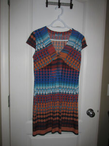 RETRO POP Short Summer Dress Small Medium 6-8 VGC