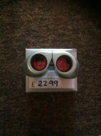 Visionary 8 x 21 Binoculars