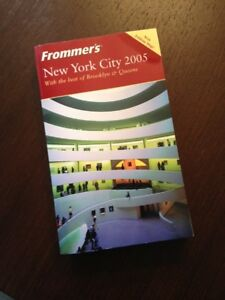 New York City 2005 - Travel Guide (By Frommers)