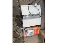 Electrical heaters x 5