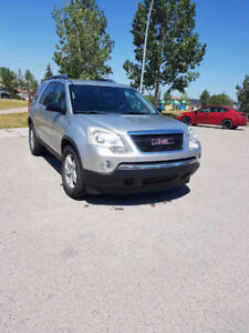 2007 GMC Acadia ( Clean ) SUV, Crossover