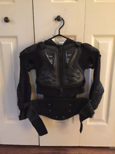Youth chest protector - Foxheading Titan Sport Jacket