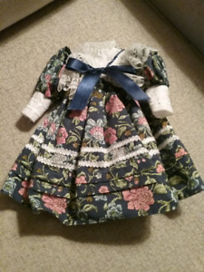 Doll Dresses With Accessories