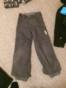 Burton snow pants youth L