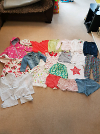 Girls summer clothes, 4-5 years