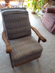 Solid Mahogany Kohler Chairs