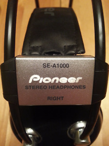 Pioneer SE-A1000 - Open back Headphones