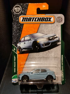 Matchbox Honda Civic hatchback sedan diecast model 1:64