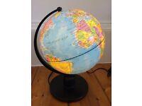 Light Up Globe 24cm