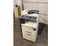 Kyocera KM-2350 office printer copier fax scanner network printer
