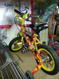 Vélo enfant 12 pouces Blastzone