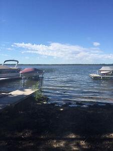 Lakefront lot!