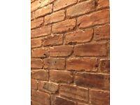 Real victorian bricks