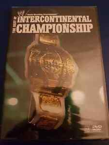 WWE The Best of Intercontinental Championship DVD London Ontario image 1