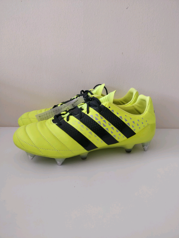 the latest ce161 ba9ac Adidas Ace 16.1 Leather SG UK SIZE 8.5 Men's football boots | in Yorkhill,  Glasgow | Gumtree