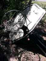 Slam Jam NBA sports basketball net