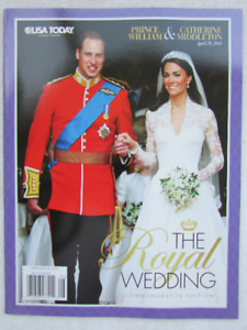Royals: The Royal Wedding USA Today