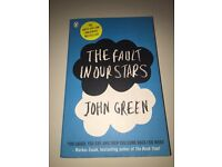 Fault in Our stars book for sale