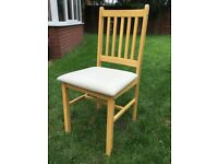 Dining or kitchen chair