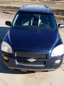 2006 7 seater Chevy uplander 166 000kms.2500 OBO