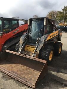 2009 NEW HOLLAND L190 SKID STEER FOR SALE!  JUST REDUCED!