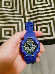 Brand new Analog G-Shock Awesome Unisex Sport watch