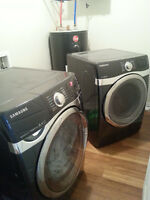 Samsung Washer and Dryer - Laveuse Sécheuse Samsung