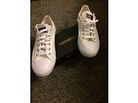 Converse white 8