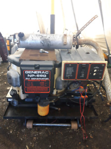 General Generator for an rv