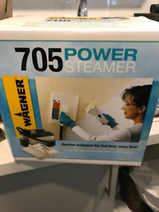 Wagner 705 Power wall paper steamer - Brand new