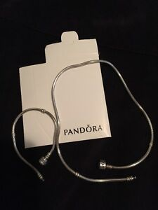 Pandora - Authentic Necklace & Bracelet
