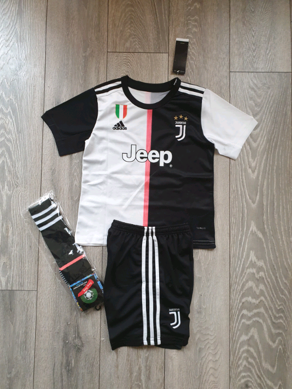 watch 8e78f 2680f NEW SEASON 19/20 Juventus football kit RONALDO adidas shirt shorts | in  Birkenhead, Merseyside | Gumtree