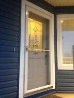 Storm Door Installations