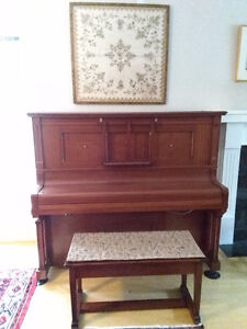 Antique Player Piano now Regular Piano 1,000$ or best offer