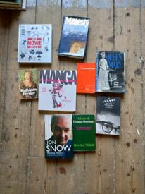 Books Factual Biographies