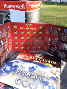Hockey Collectables