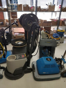 Refurbished floor polisher,floor scrubber,swing machine for SALE