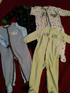 18 month sleepers Pekkle etc $15 takes all