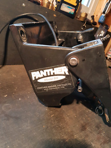 panther model 55 power trim