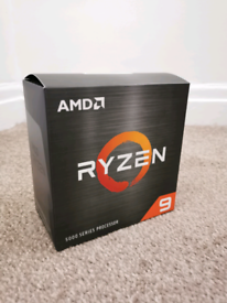 AMD Ryzen 9 5900X Desktop Processor CPU