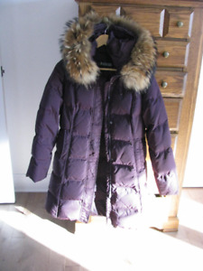 Manteau d'hiver femme comme neuf=Small