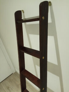 Wood Ladder for Loft Wall Stairs or Bunk